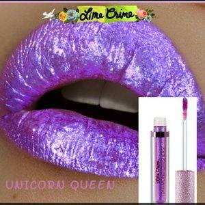 💎Lime Crime Diamond Crushers Unicorn Queen lips